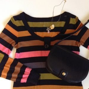 Orla Kiely striped dress